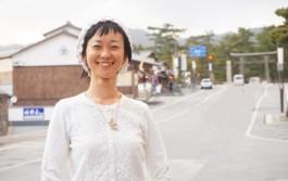 高須賀 千江子さん